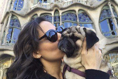 Gemma's Pug Parent Profile | www.thepugdiary.com