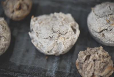 Homemade Banana Pupcakes Recipe | www.theougdiary.com
