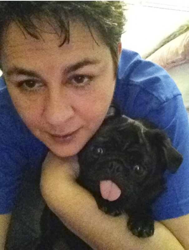 Beena's Pug Parent Profile | www.thepugdiary.com
