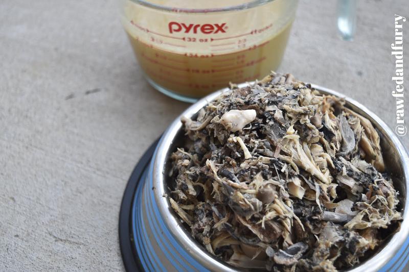 Why Feed Bone Broth for Pugs + Recipe   www.thepugdiary.com