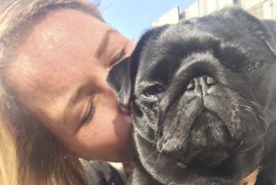 Jeannette's Pug Parent Profile | www.thepugdiary.com