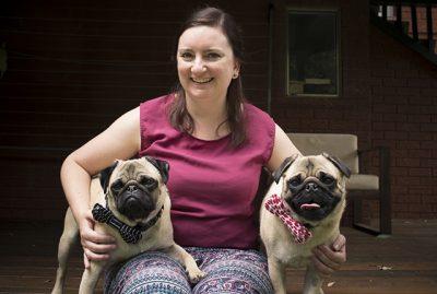Lauren's Pug Parent Profile | www.thepugdiary.com