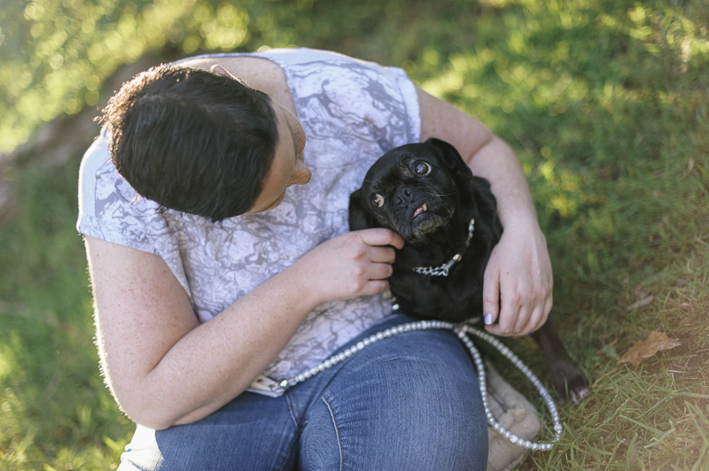 Rescue Love is Special | www.thepugdiary.com