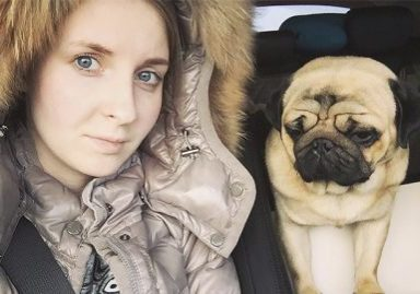 Svetlana's Pug Parent Profile | www.thepugdiary.com